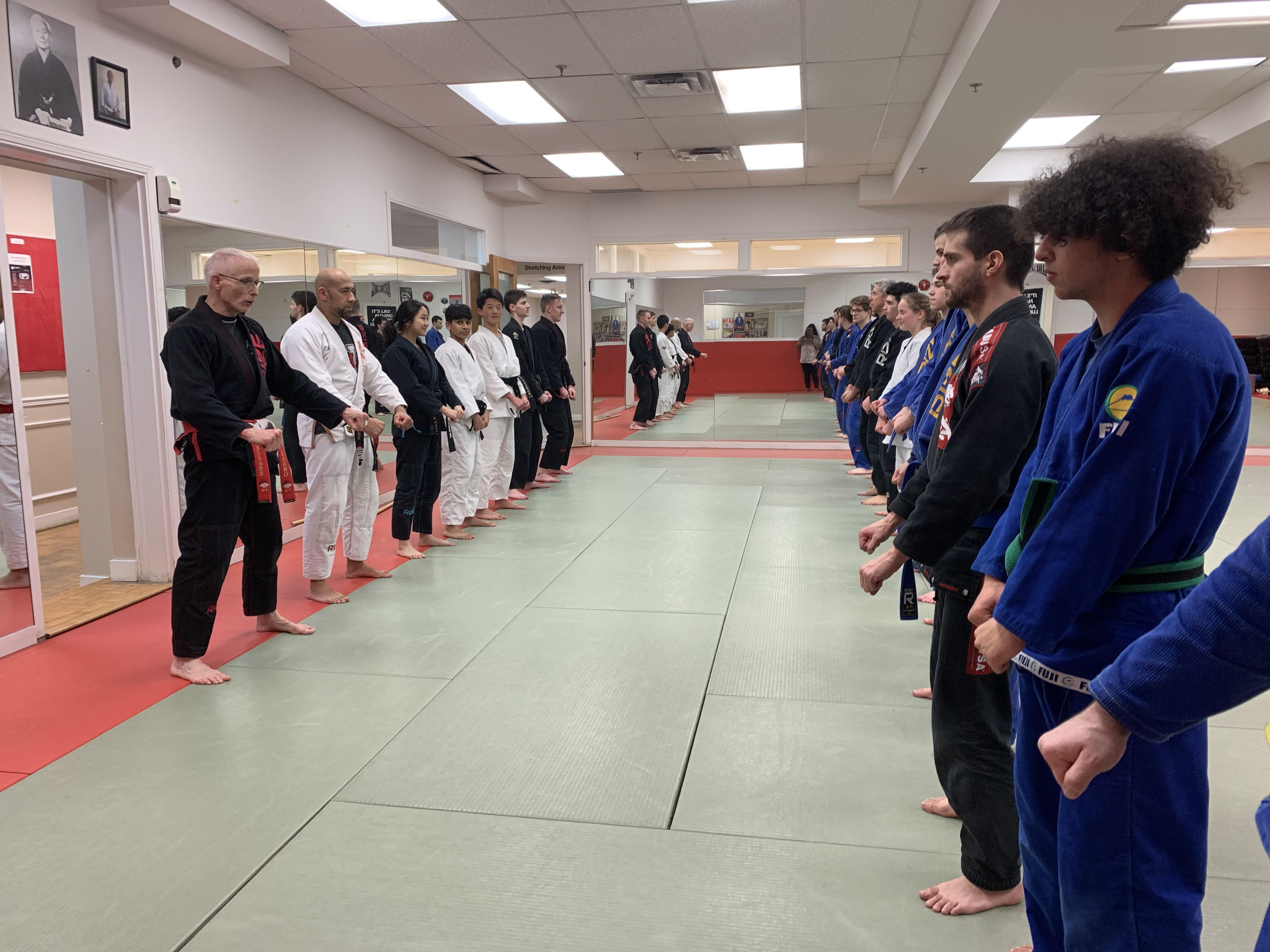 GTJJ - Modern Day Jiu-Jitsu for Self Defence